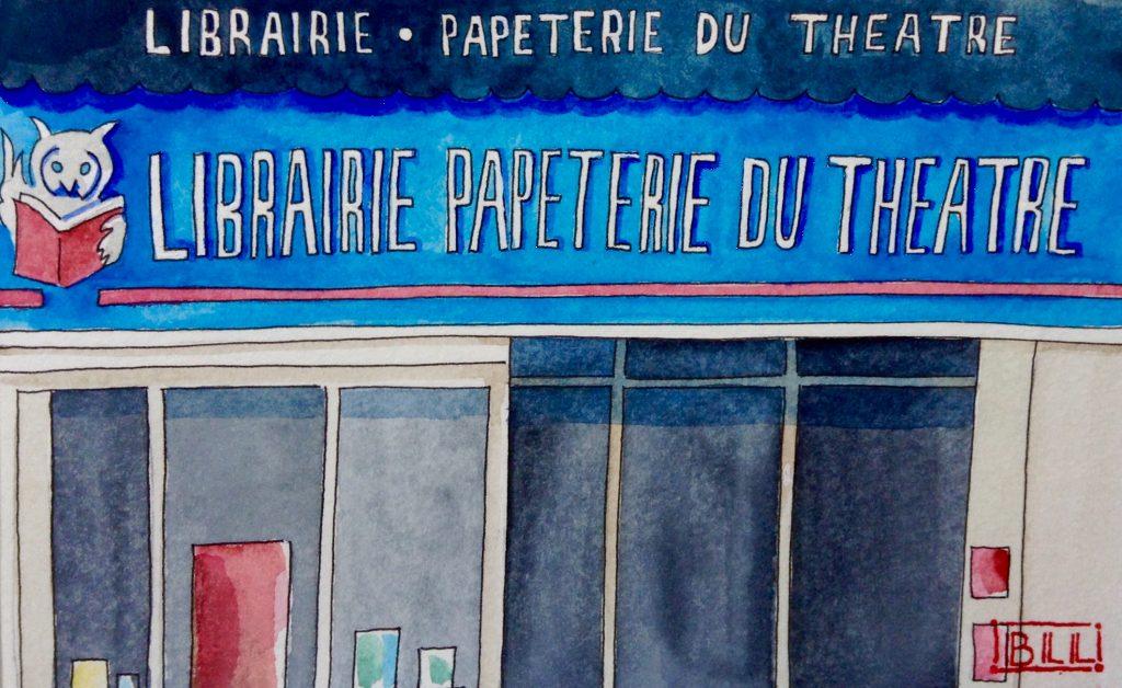 Librairie du théatre