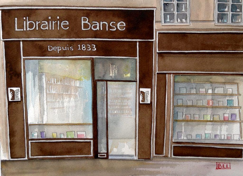 Librairie Banse Fécamp