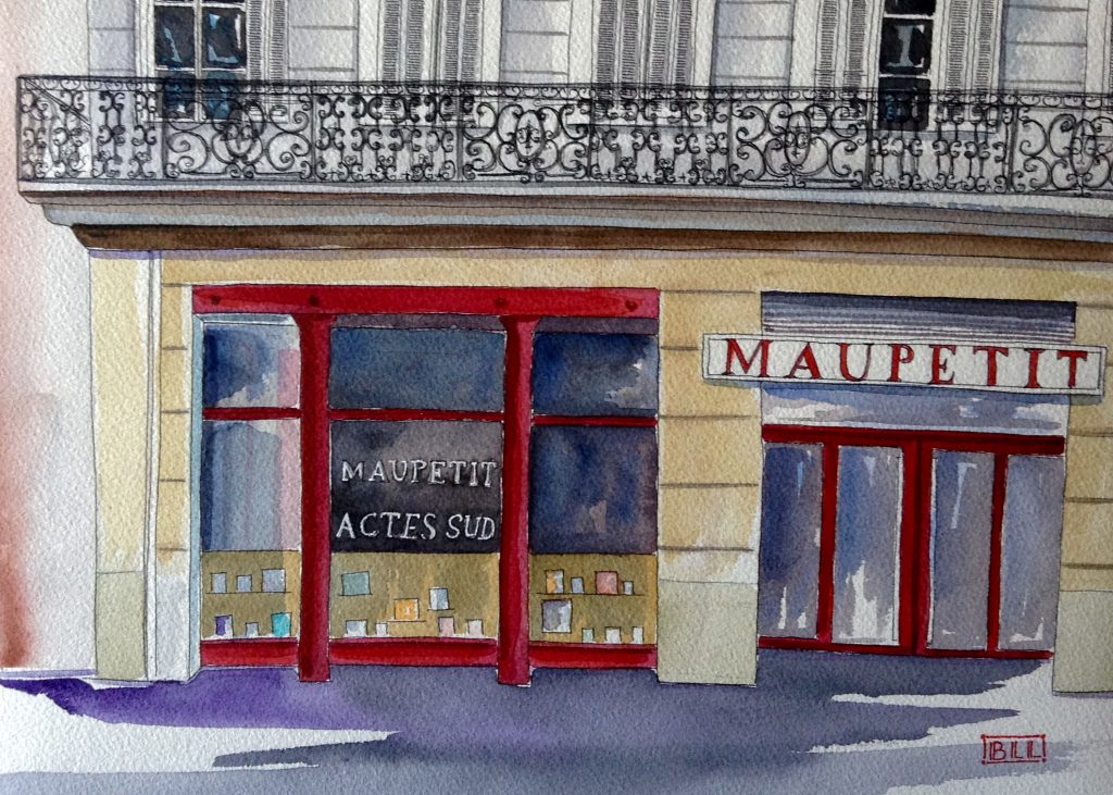 Librairie Maupetit Marseille