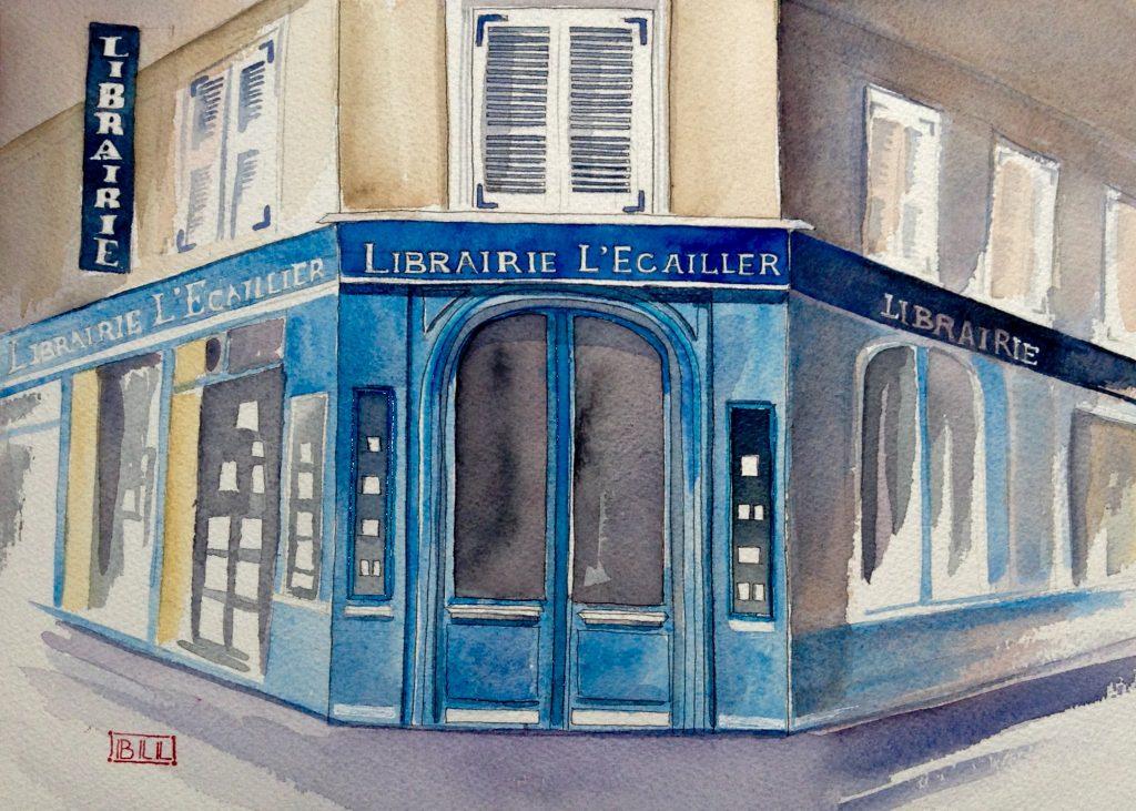 Librairie L'écailler