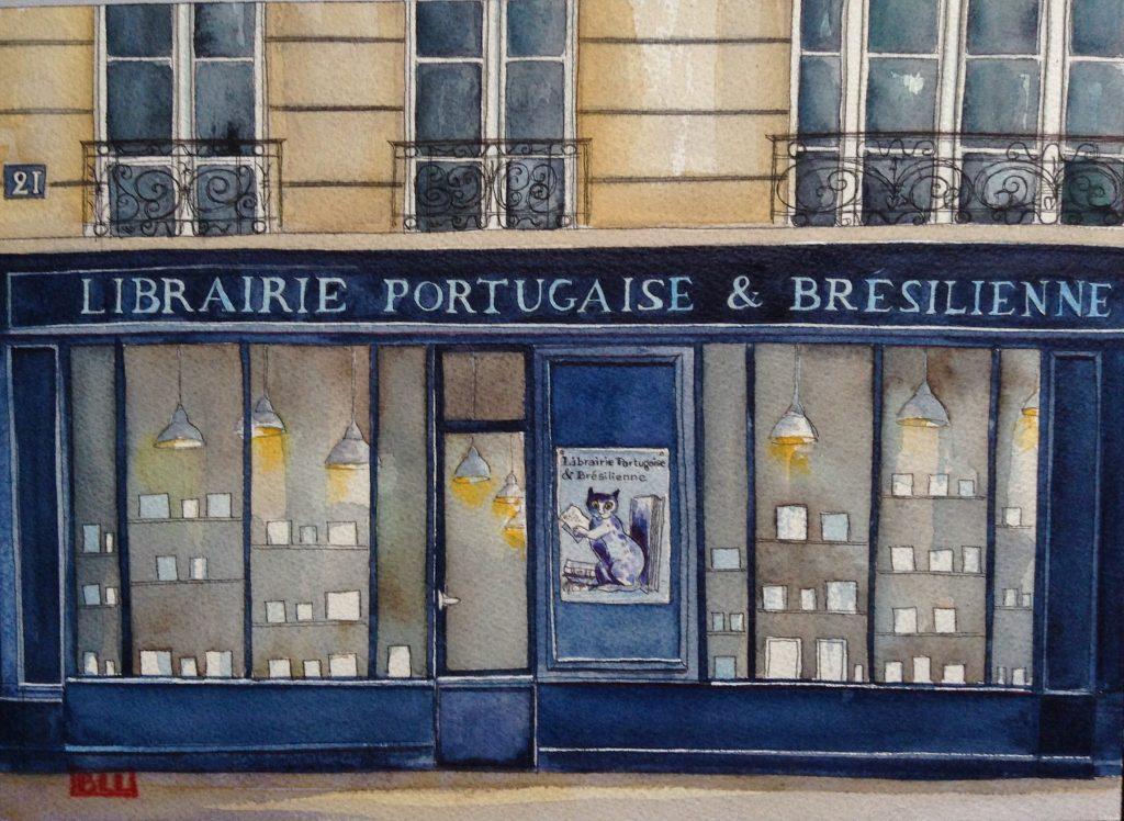 Librairie portugaise & brésilienne V2