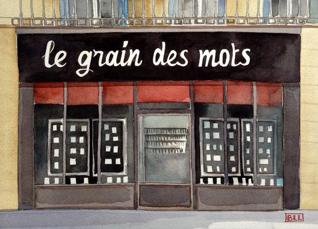 Librairie Le grain des mots