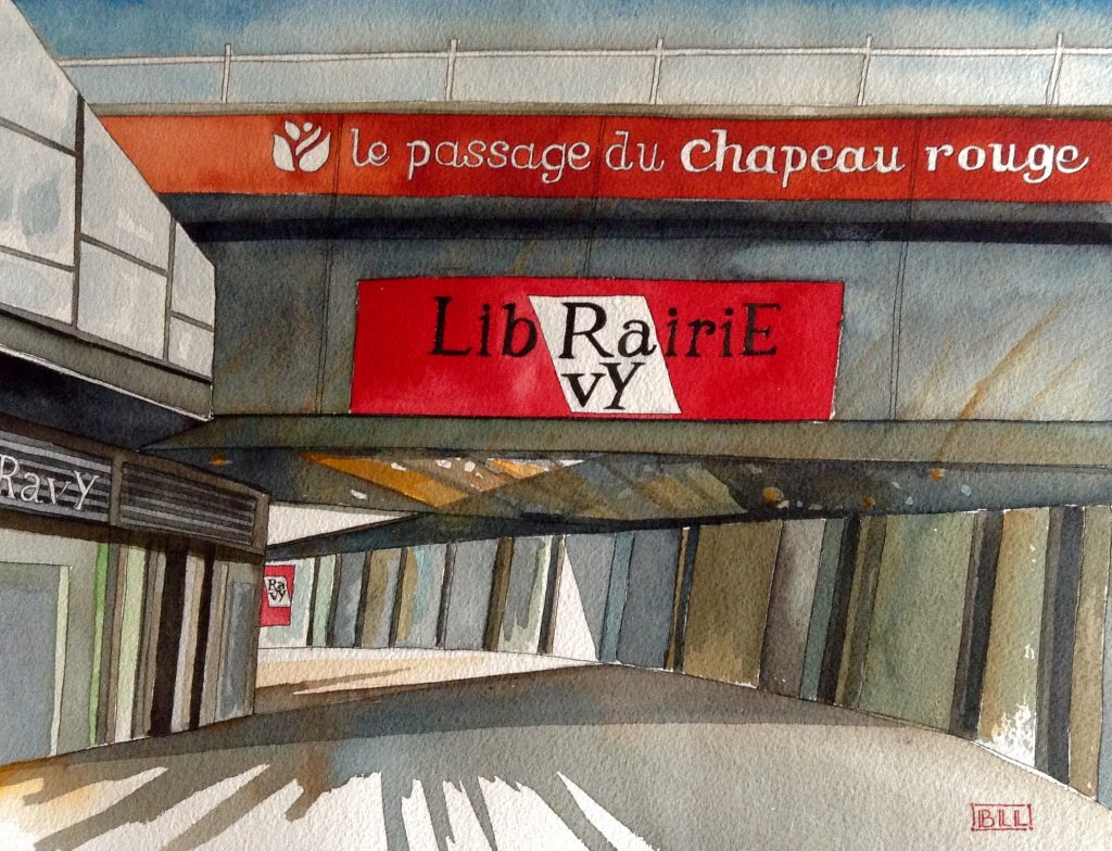 LibrairieRavyillustration