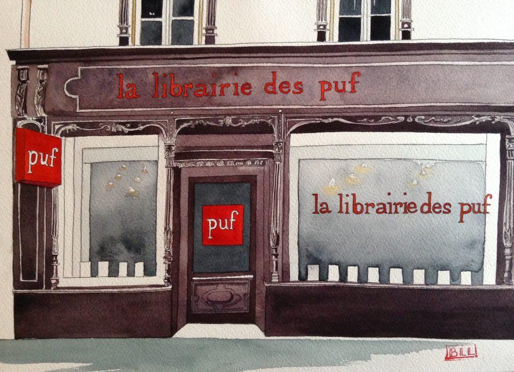 Librairie des puf