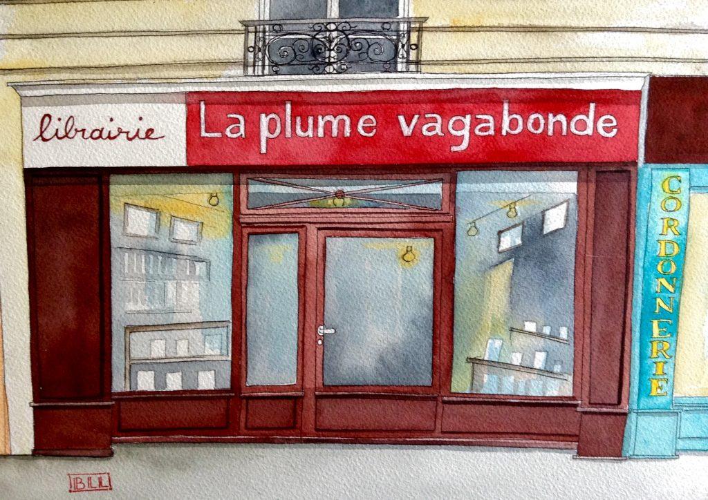 Librairie La plume vagabonde IB IL IL