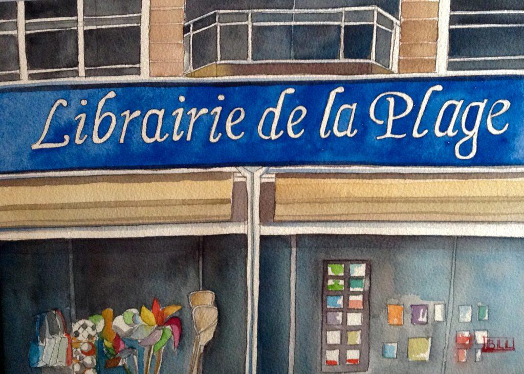 librairiedelaplage