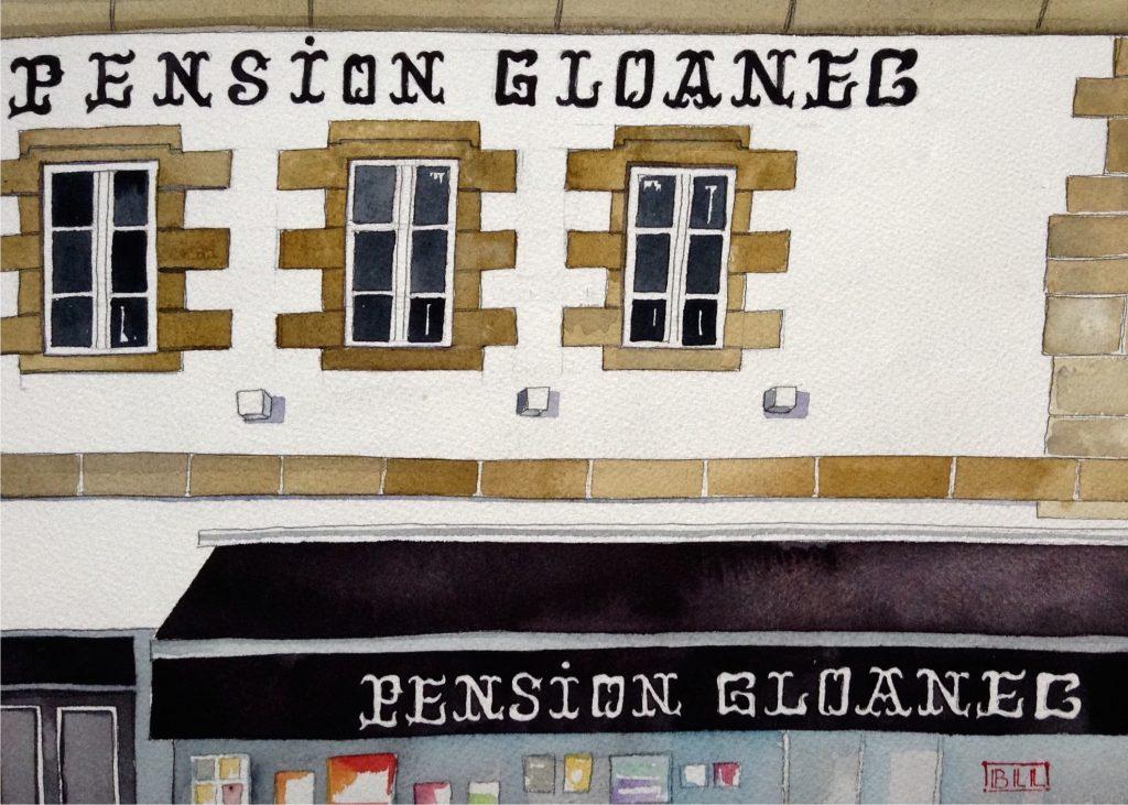 pensionGloanec