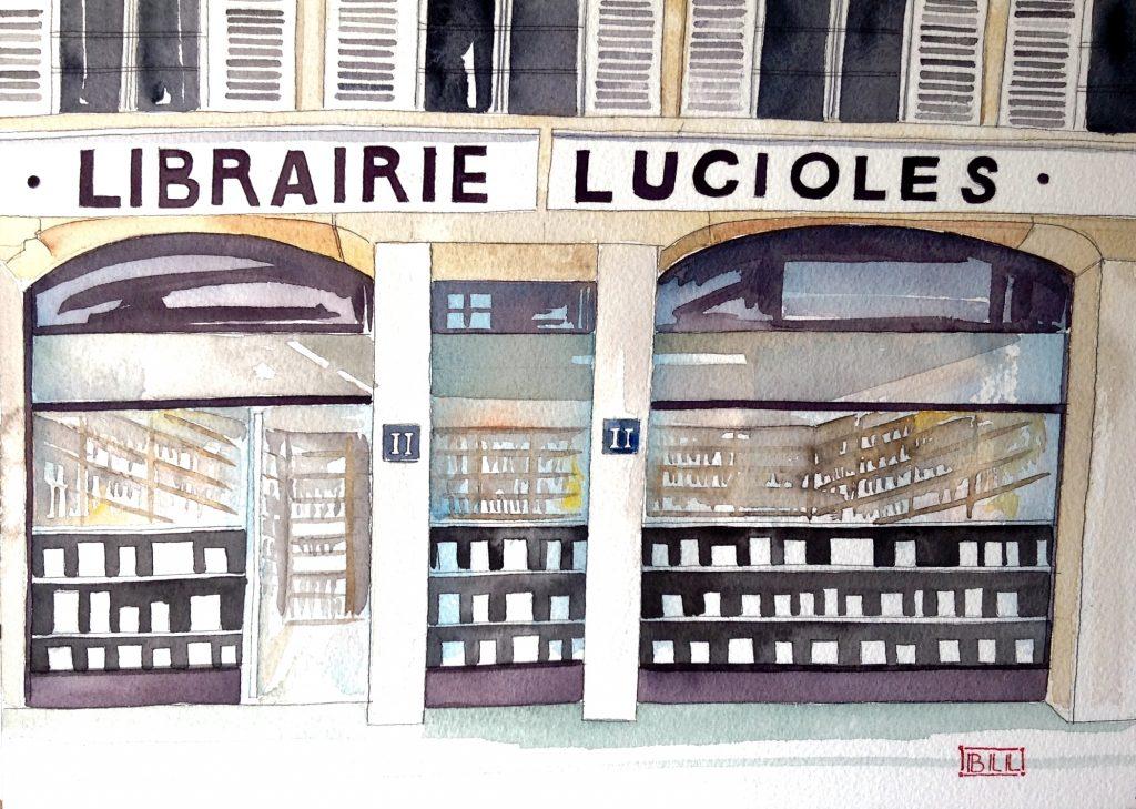 Librairie Lucioles