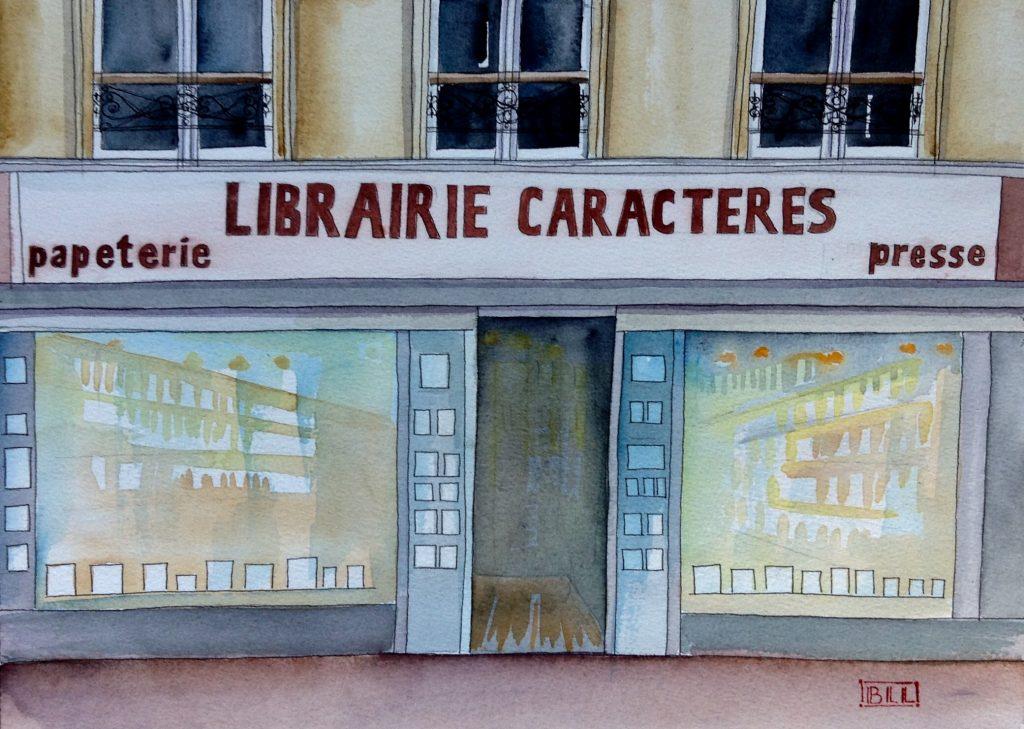 librairie-caracteres