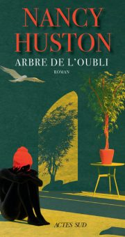 couverture du livre l'arbre de l'oubli