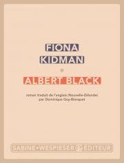 couverture du livre Albert Black