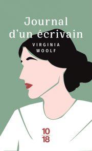 Couverture de Journal d'un écrivain de Virginia Woolf