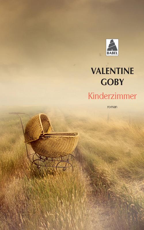 GOBY Valentine  Actes Sud